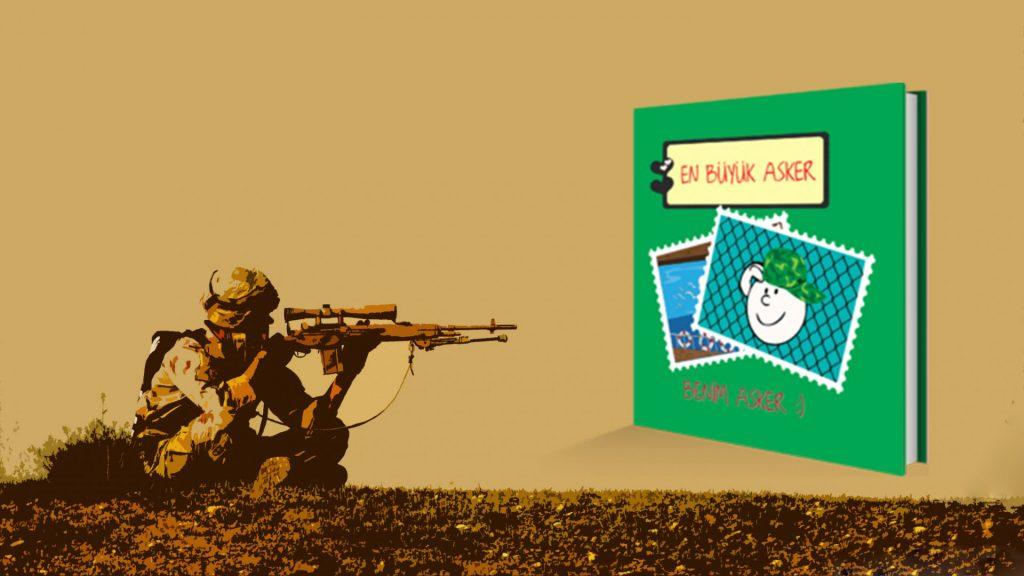 askere yılbaşı hediyesi