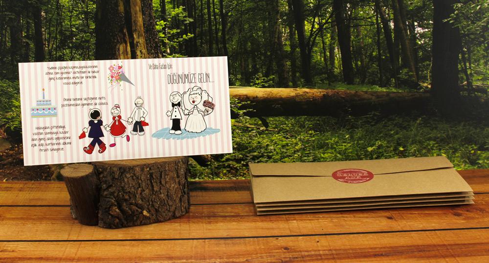 düğün kartları