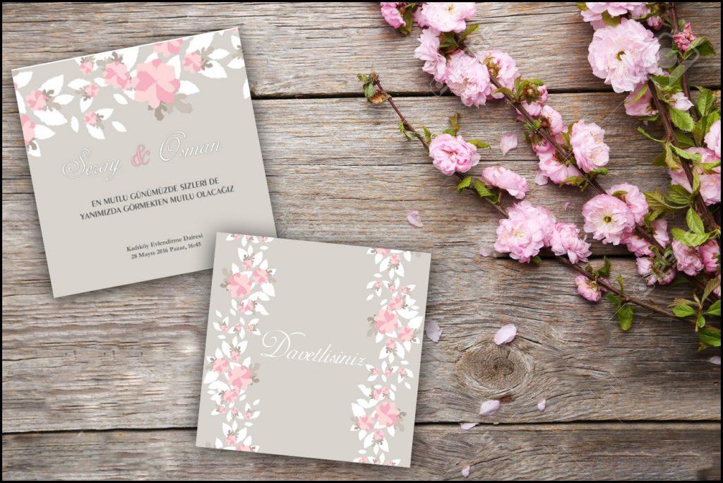 düğün davetiyesi hazırlama