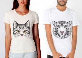 Cats Tişört