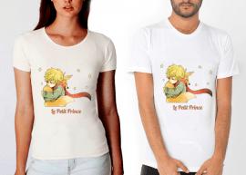 beyaz,küçük,prens,hediye,tişört,tshirt