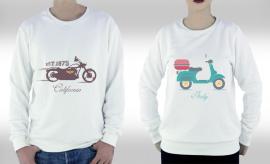 MotoLove Sweatshirt