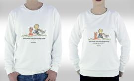 Küçük Prens ve Tilki Sweatshirt