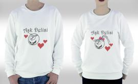 Aşk Delisi Sweatshirt
