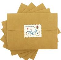 13x18 Kartpostal - Mavi Bisiklet