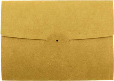 13x18 sade kraft davetiye zarfı