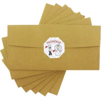 Gelin Damat zarf