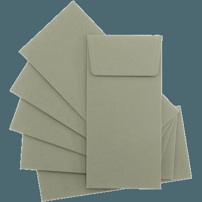 Gri Davetiye Zarfları zarf