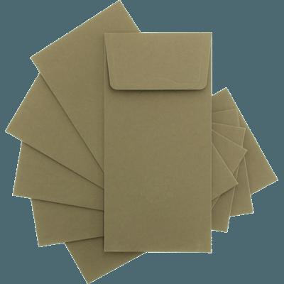 Koyu Gri Davetiye Zarfları zarf