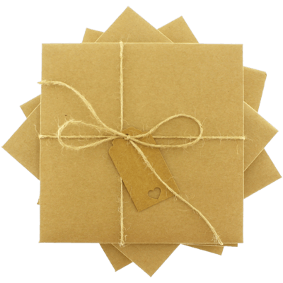 Düğün Davetiye Zarfları
