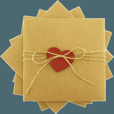 Davetiye Zarfları