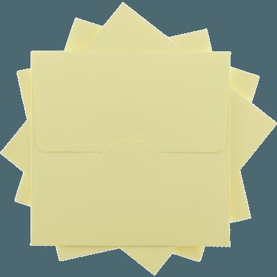 Kare Davetiye Zarfı