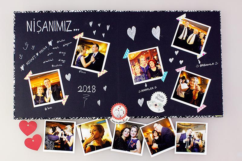 Fotoğraf Albümü 20.5x20.5