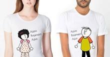 Tişörtünü kendin tasarla, tarzını ortaya koy