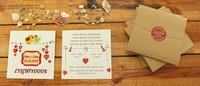 Aşk Kanadı - Düğün Davetiyem düğün davetiyesi