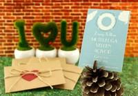 Mutluluk Yelkeni düğün davetiyesi