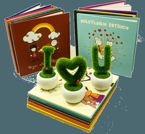 Sevgiliye Hediye sevgili kitapları