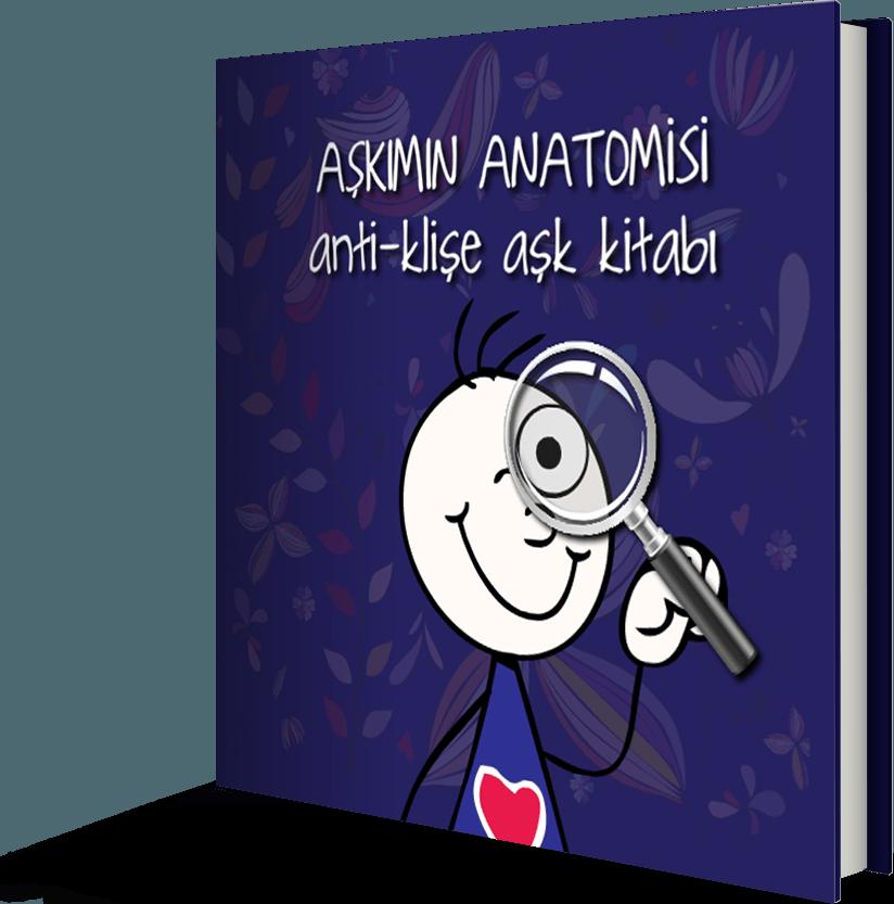 Anti Klişe Aşk Kitabı (Kadına hediye)
