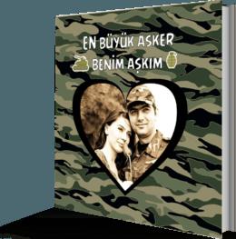 O Şimdi Asker - Foto Kitap