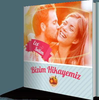 Foto Kitap: Bizim Hikayemiz | Sevgiliye Hediye | Fotoğraf Albümü | Fotokitap