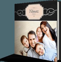Aile Fotoğraf Albümü | Foto Kitap