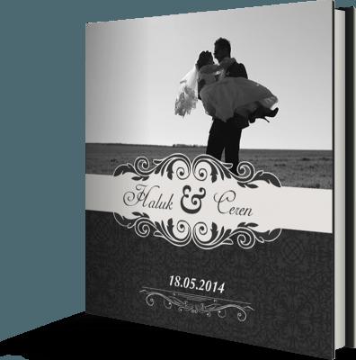 Fotokitap: Vintage Düğün | Foto Kitap | Düğün Albümü | Albüm Çeşitleri