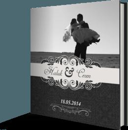 Vintage Düğün | Foto Kitap