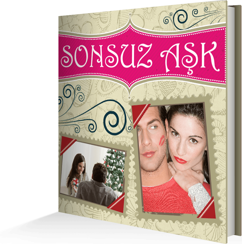 Romantik Sevgilim | Foto Kitap