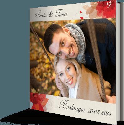 Foto Kitap: Aşk-ı Derun   Sevgili Hediye   Fotoğraf Albüm   Yıldönümü Hediyesi