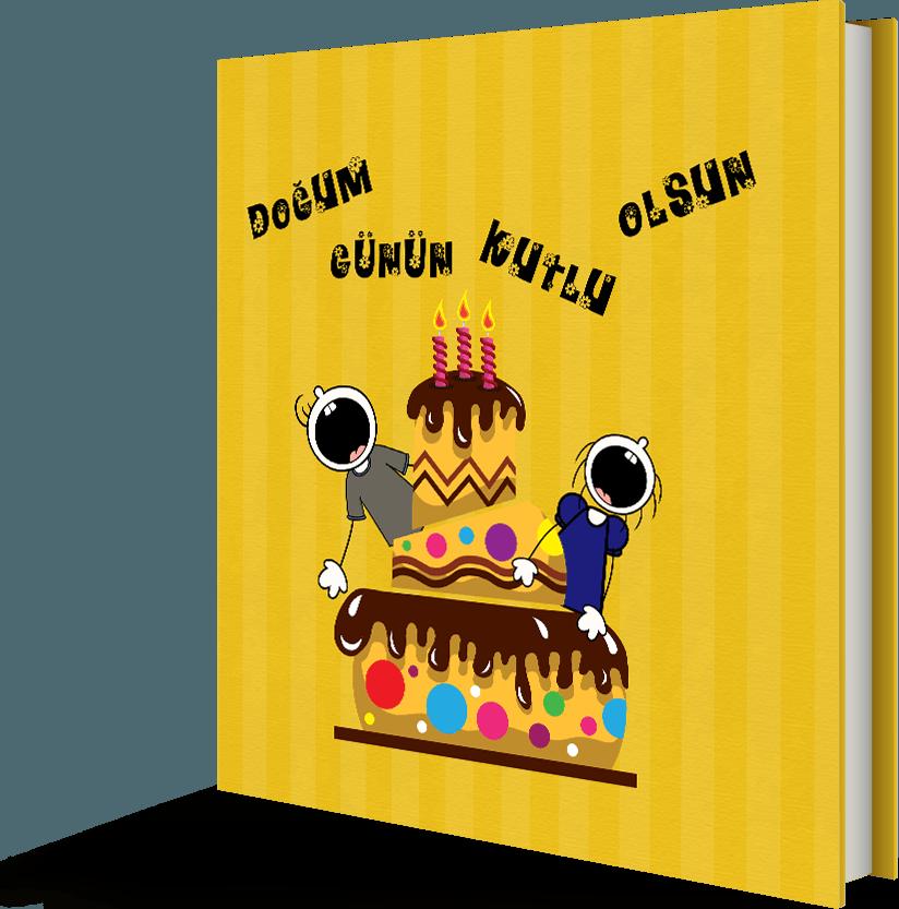 Doğum Günün Kutlu Olsun (Erkeğe Hediye)