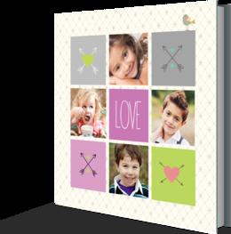 Harika Zamanlar | Çocuk Fotoğraf Albümü/Fotokitap