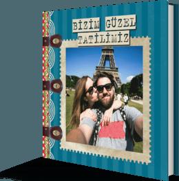 Gezi-Tatil Foto Kitabı