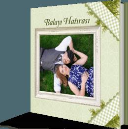 Balayı Hatırası Foto Kitap